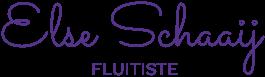 Else Schaaij Logo